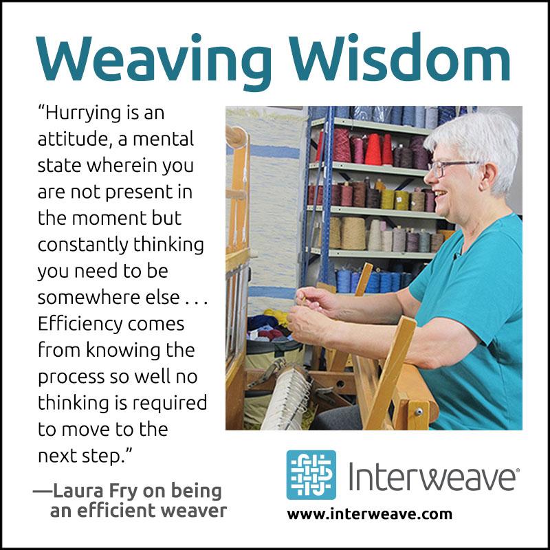 Weaving Wisdom: Patience