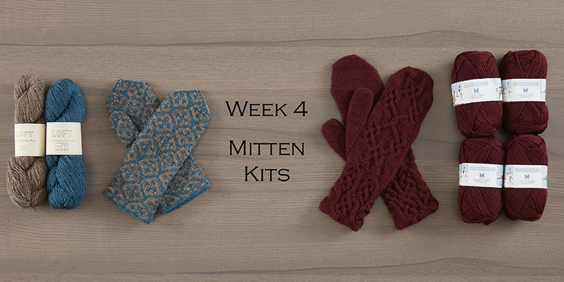 Week 4 of Knit Happy in the New Year