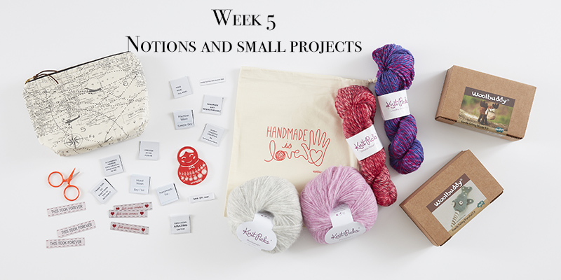 Final Week of Knit Happy in the New Year