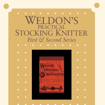 Weldon's Stocking Knitter