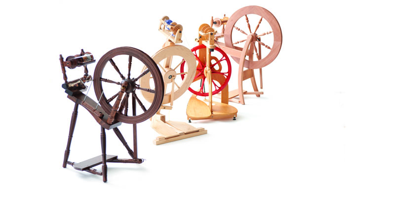How Many Treadles Do You Like on a Spinning Wheel?