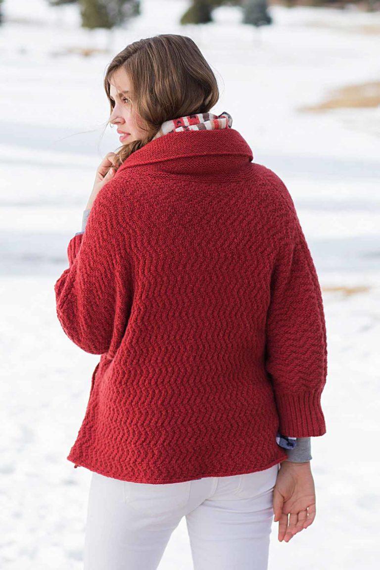 blanket sweater