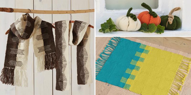 10 Reasons Crocheters Love Pin Loom Weaving