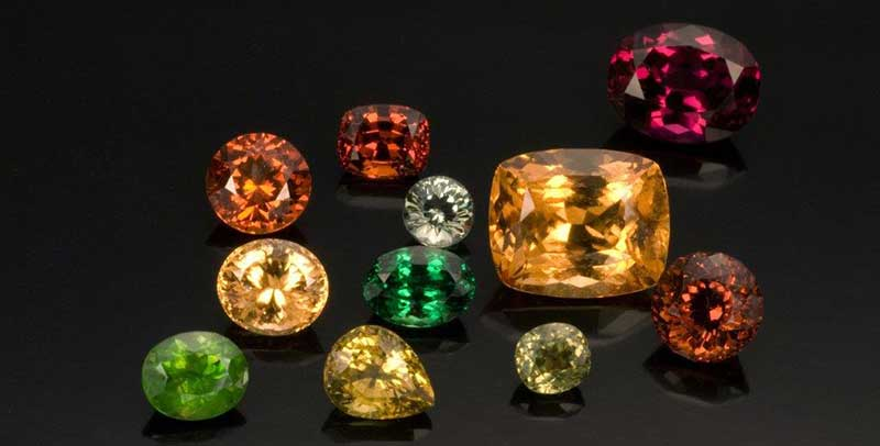 January's Birthstone and Gemstones: Naming Names for Garnets