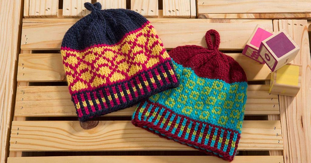 Winter Babies Need These 5 Quick Knitted Gifts