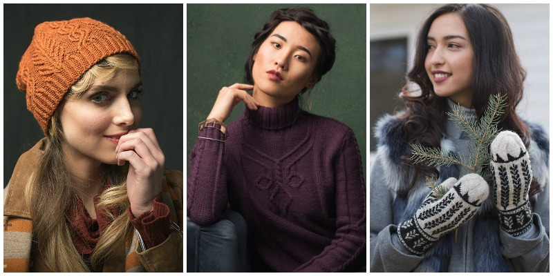 Your 12 Favorite Winter Knitting Patterns from 2017