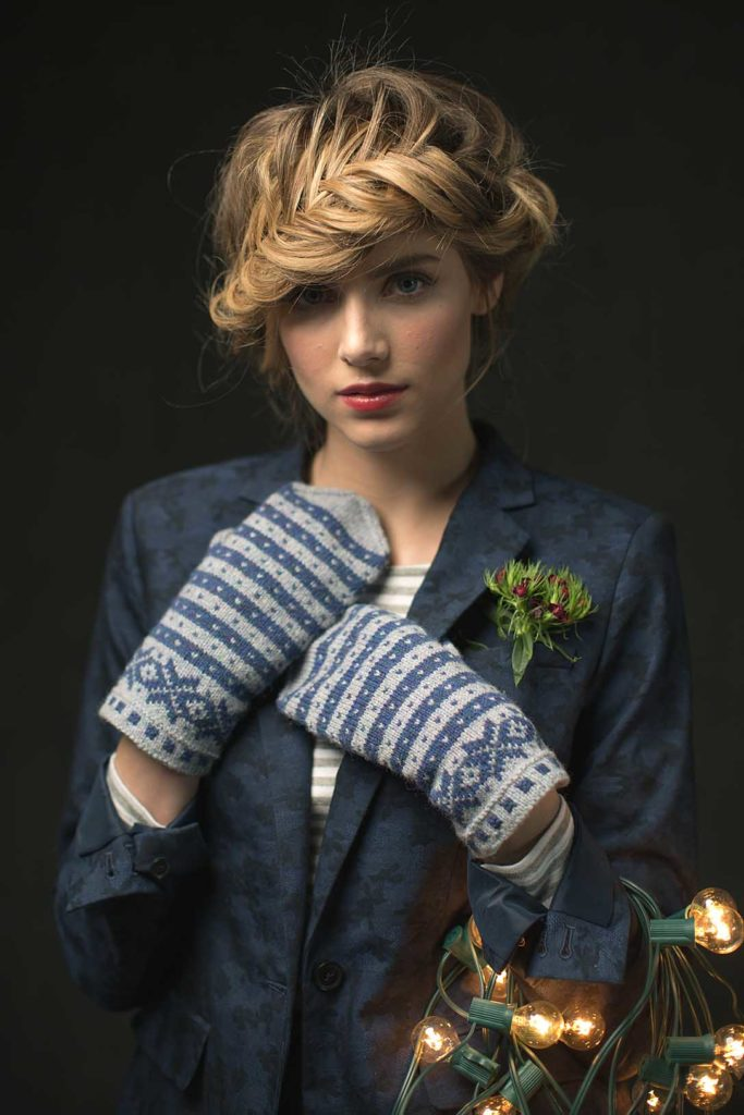 hanukah knitting patterns