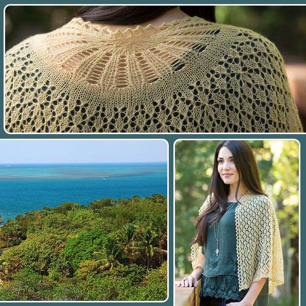 lacy shawls