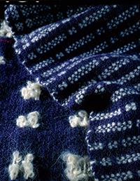 Nell Snamierowski's Wool Samples