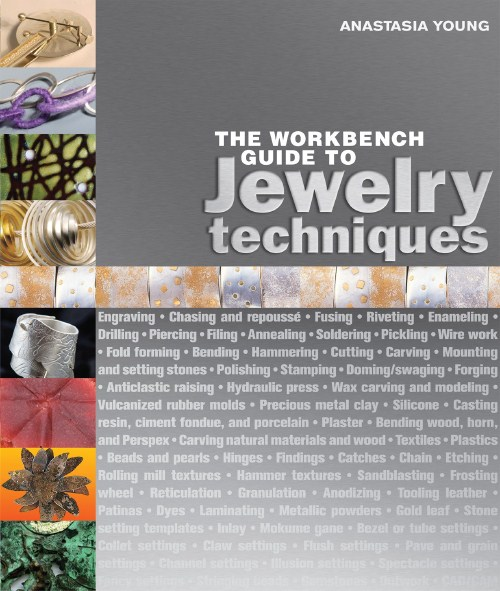 jewelry books: The Workbench Guide to Jewelry Techniques