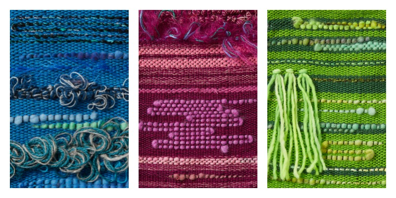 Express Yourself with Rigid-Heddle Weaving