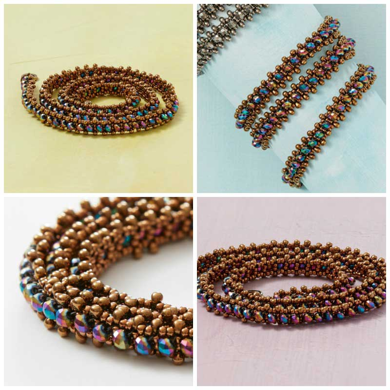 Beaded Jewelry You Love to Create, Wear, and Share. That's a Wrap Bracelet