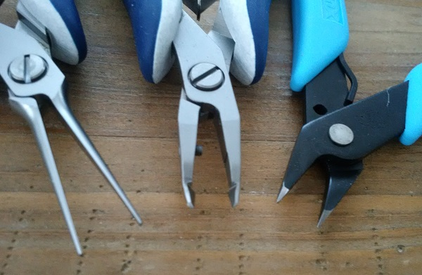 Xuron pliers and Xuron XBow Series pliers