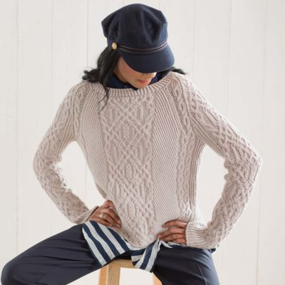 Yarmouth Pullover