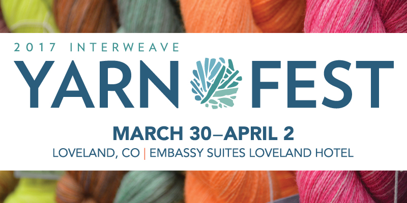 Interweave Yarn Fest Sneak Peek: Get to Know Kate Atherley