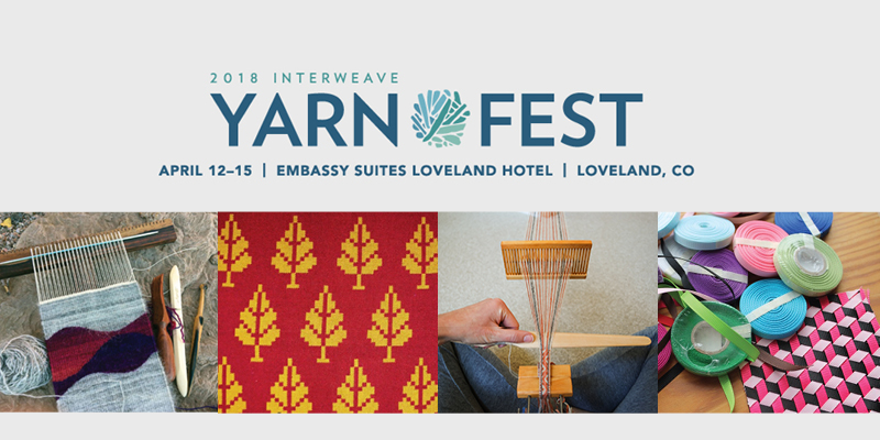 Interweave Yarn Fest Doubles Down on Weaving