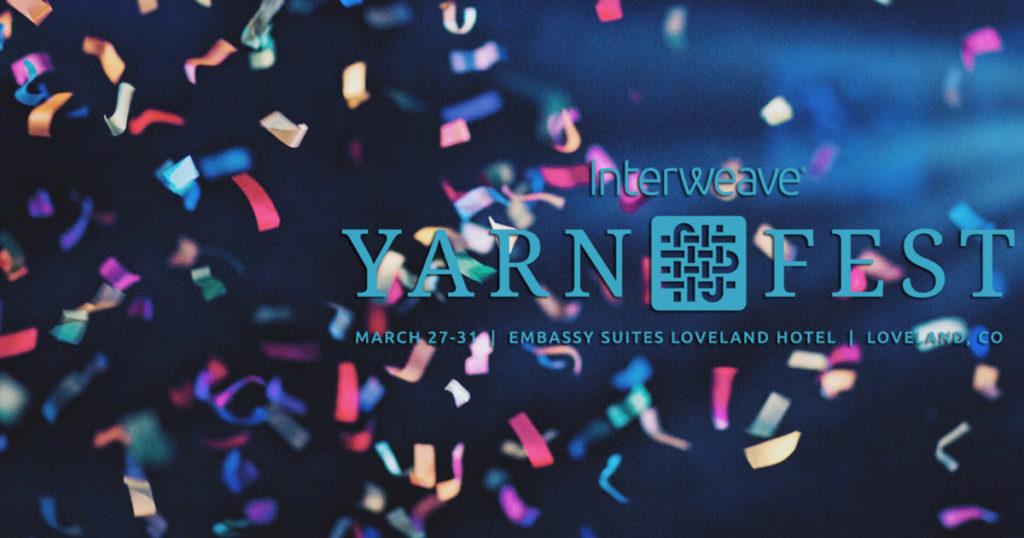 3 Ways to Enjoy Interweave Yarn Fest 2019