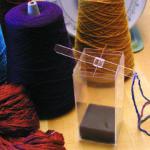 Hack your Studio: Kitchen Scales and Yarn Balances