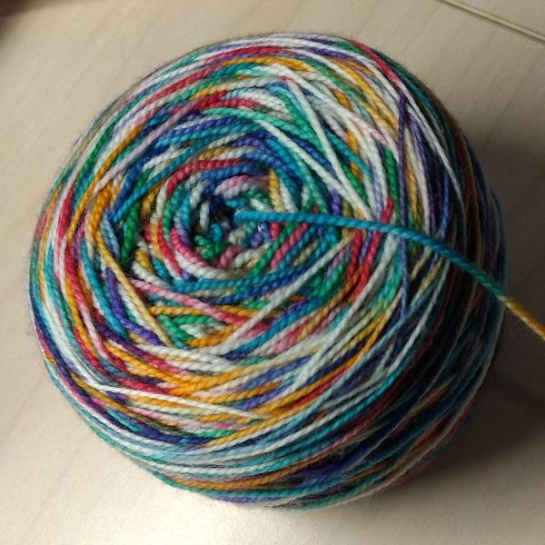 wisteria shawl