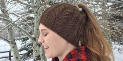 The Yellowstone State Ski Hat by Selena Miskin