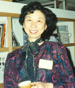 Yetzen Li, co-editor of A Weaver's Book of 8-Shaft Patterns