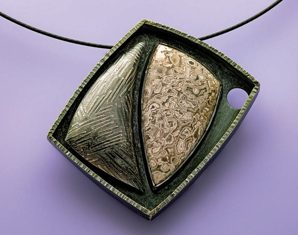 learn to make the Yin Yang pendant by Jeff Fulkerson