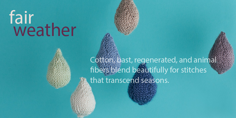 Can You Call an All-Season Blend a Summer Yarn?