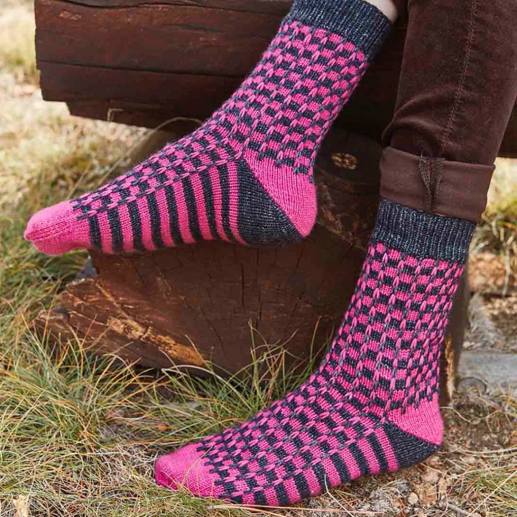 These are National Pink Day socks!