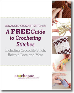 Learn Advanced Crochet Stitches with a Free eBook