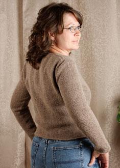 Knitting Gallery - Ahlstrom Bodice Debbie