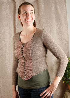 Knitting Gallery - Ahlstrom Bodice Erin