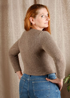 Knitting Gallery - Ahlstrom Bodice Kat