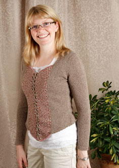 Knitting Gallery - Ahlstrom Bodice Toni