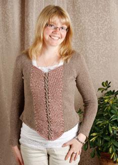Knitting Gallery - Ahlstrom Bodice Toni