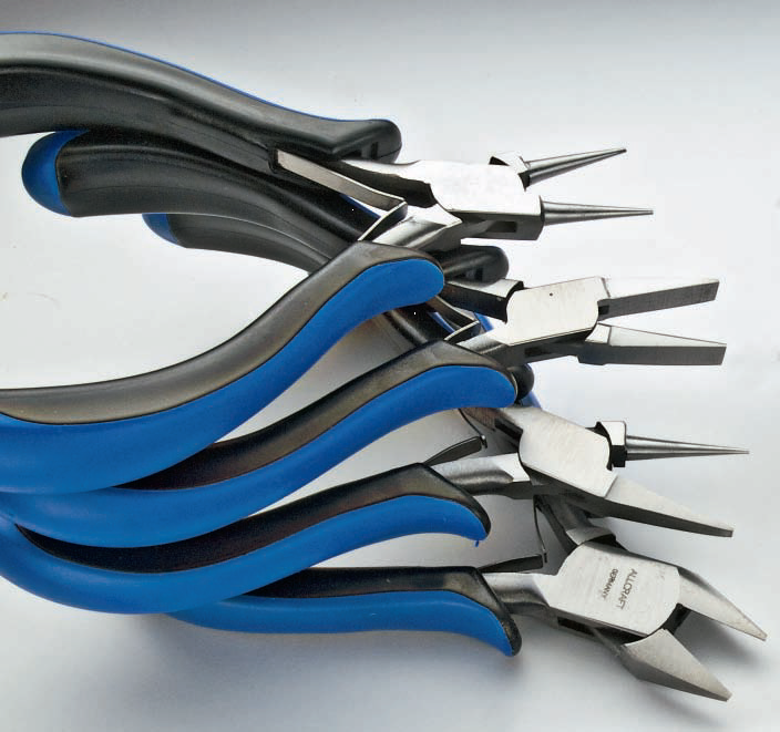 Jewelry-Making tools and pliers