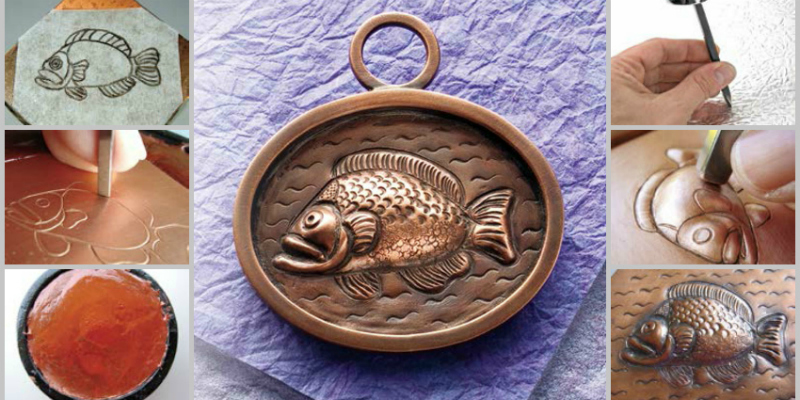 Alternative Metals: Free Guide and Projects for Making Bronze, Brass, and Copper Jewelry