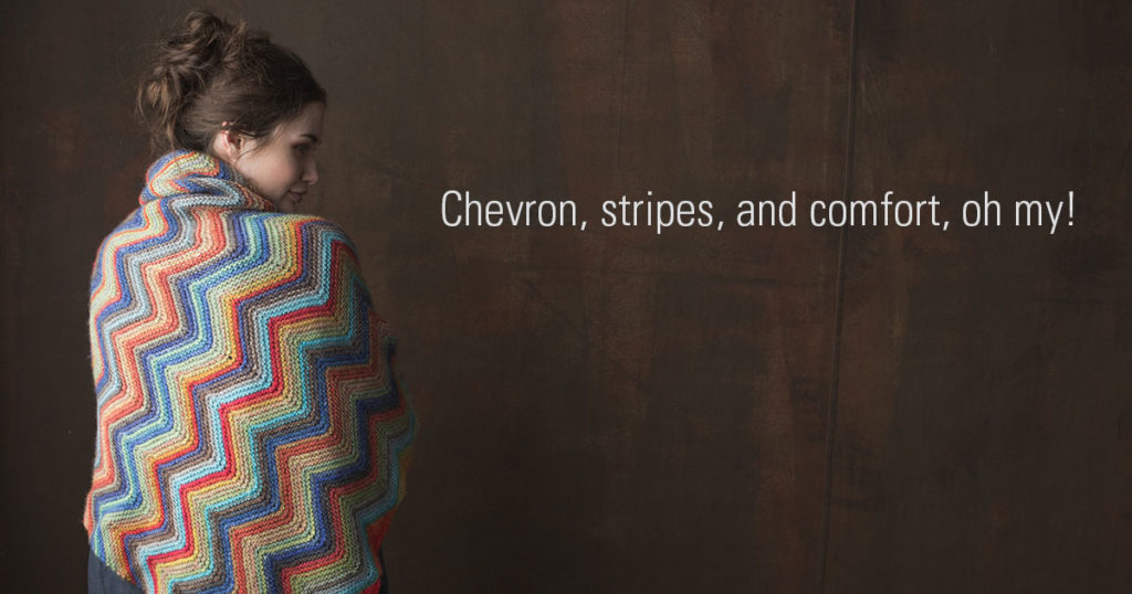 5 Things We LOVE About this Knitted Poncho Pattern!