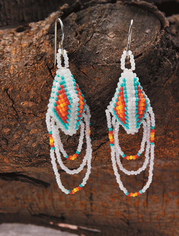 Exceptionnel Native American Beadwork: 4 Free Beading Patterns | Interweave KJ51