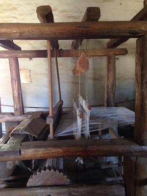 ancient-weaving-loom