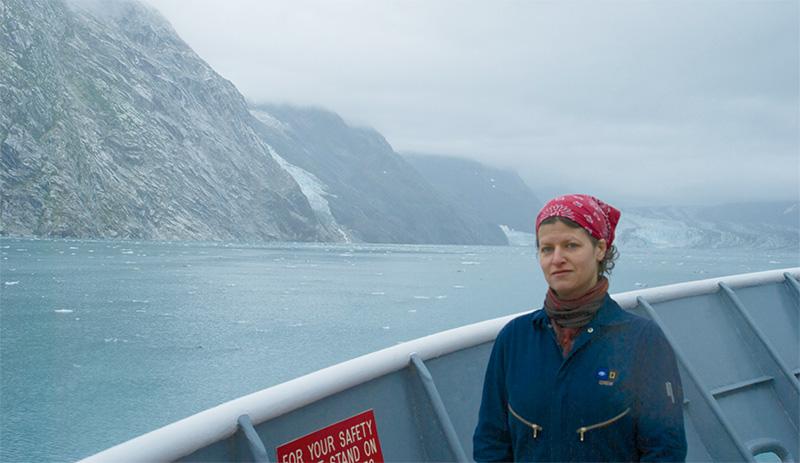 Wool at Work: The Utilitarian Yarns of Seafarer Sarah Lake Upton