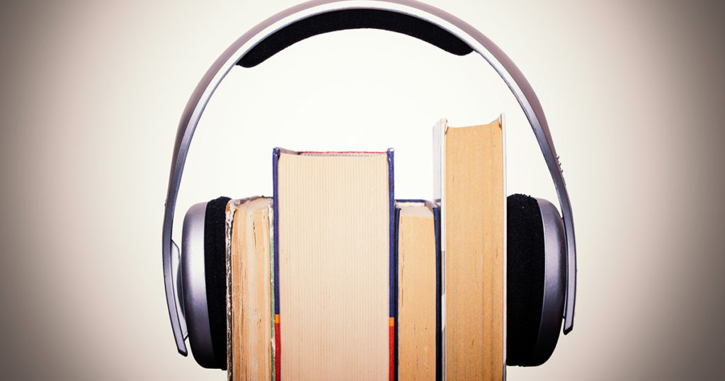 Which Audiobook Makes Your Stitching Soar?