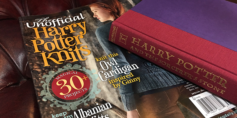 Hold onto your S.P.E.W. Hats: It's Harry Potter Day!
