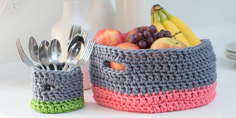 Crochetscene's Basket Cases