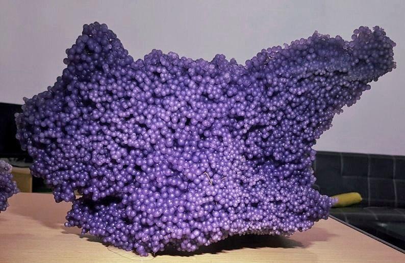 batu manakarra gemstone cluster