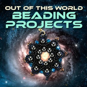 Space themed beading projects