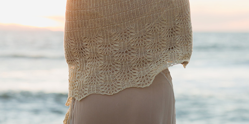 Summer Lace Knitting: The Beach Boho Lace Collection