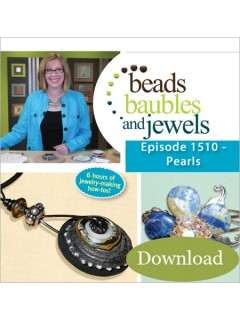 make jewelry with crystal beads