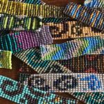 Whistle While You Work and Brick Stitch Beaded Butterflies