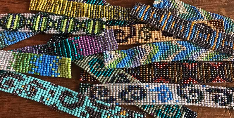 Stash Buster: Bead Looming with Your Bead Stash