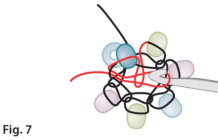 how to bead crochet, Barb Switzer, Beadwork